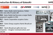 New Technology DVB-T2 Products from GatesAir